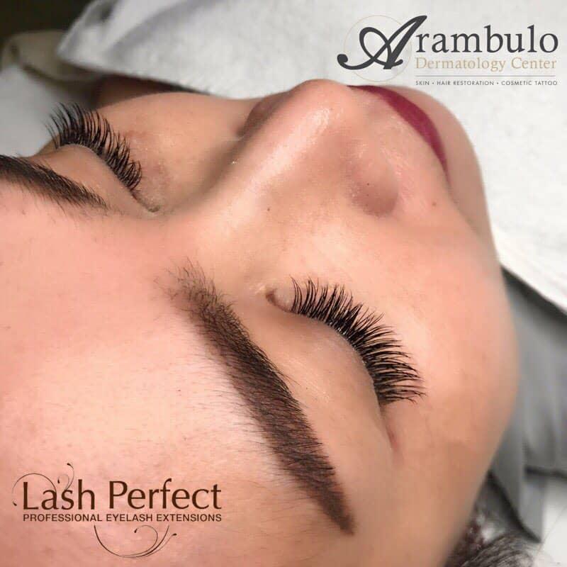 London Perfect Eye Lash Lift Hair Phil